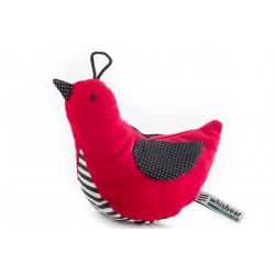 Whisbird Szumiący Ptaszek - szary