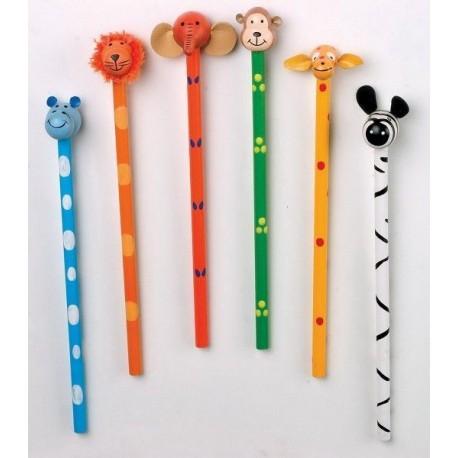 Ołówki Przyjaciele z safari