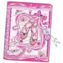 Ręcznie robiony pamiętnik baletnicy