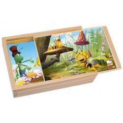 Maja puzzle duże 4x12el.