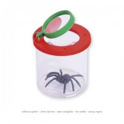Pojemnik na owady z lupą