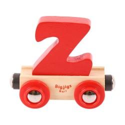 Wagonik literka Z