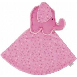 LePetit różowa przytulanka słonik