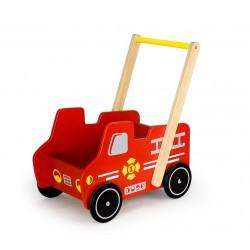 Pchacz wóz strażacki chodzik