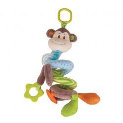 Spirala do łóżeczka - sprytna Małpka