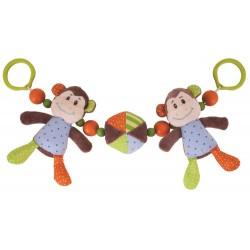Zawieszka do wózka - sprytna Małpka