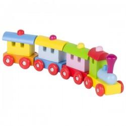 GOKI pociąg Sofia - wagoniki na magnesy