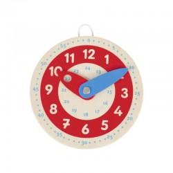 Podręczny zegar do nauki godzin GOKI