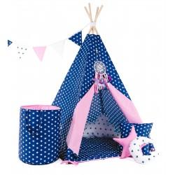 "Namiot TIPI dla dziecka ""Zorza polarna"""