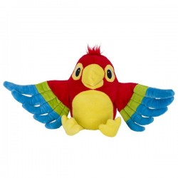Pluszowa pacynka papuga Pelle