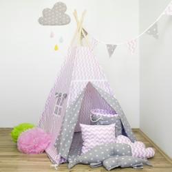 Namiot tipi dla dziecka Bajkowe Królestwo