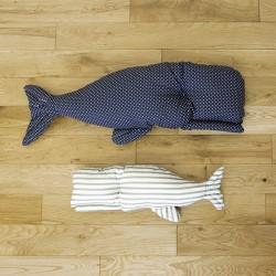 Poduszka wieloryb Wieczorna baśń mała