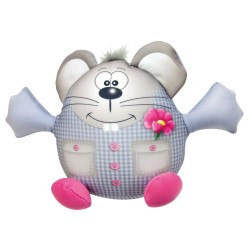 Mysza - relaksujący gniotek
