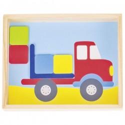 Gra zręcznościowa samochód ciężarowy