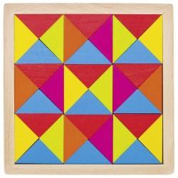 Mozaika trójkąty