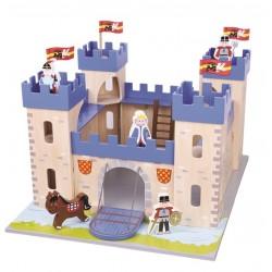 Zabawka drewniana - Zamek królewski -25%