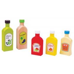 Sosy i oleje