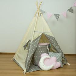 Namiot tipi dla dziecka Gwiazdkowa Natura