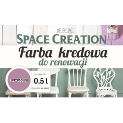 Space Creation farba kredowa - wrzos 0,5l