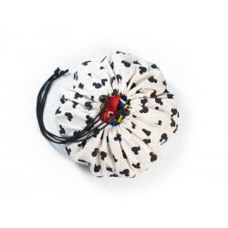 Play&Go - Mini worek Disney Mickey Black