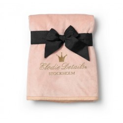 Elodie Details - kocyk Powder Pink