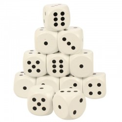 Duże kostki do gry