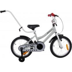 owerek BMX dla dziecka 16 cali - szary