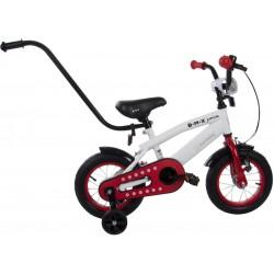 Rowerek BMX dla dziecka 12 cali - czerwony