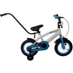 Rowerek BMX dla dziecka 12 cali - niebieski