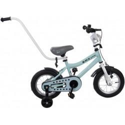 Rowerek BMX dla dziecka 12 cali - turkusowy