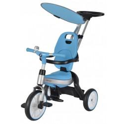 Rowerek trójkołowy BMW składany - niebieski