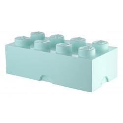 Pojemnik w kształcie klocka LEGO 8 - morski