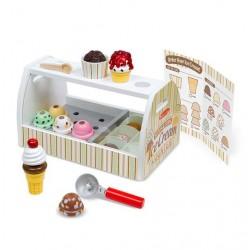 Lodziarnia -  zabawka sklep z lodami