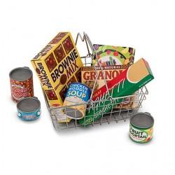 Koszyk z zakupami