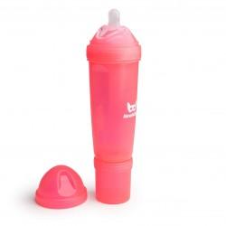 Herobility - butelka antykolkowa Herobottle 340 ml, koralowy