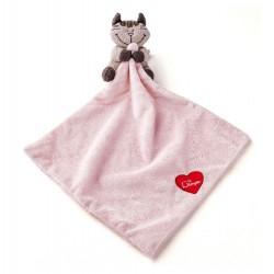 Przytulanka - szmatka kotka Andżelika
